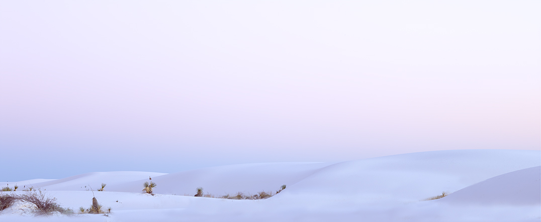 White Sands Atmosphere